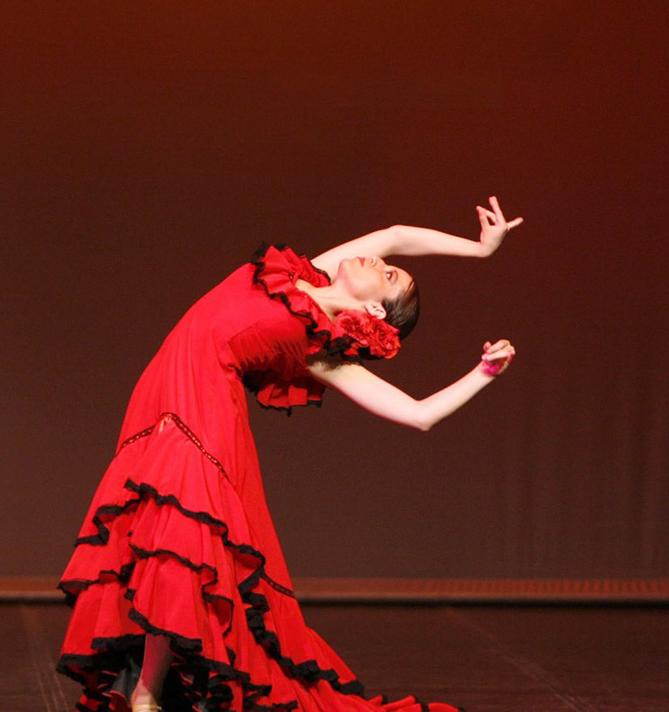 Flamencons historia.
